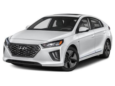 2021_Hyundai_Ioniq Hybrid_Limited_ Salisbury MD
