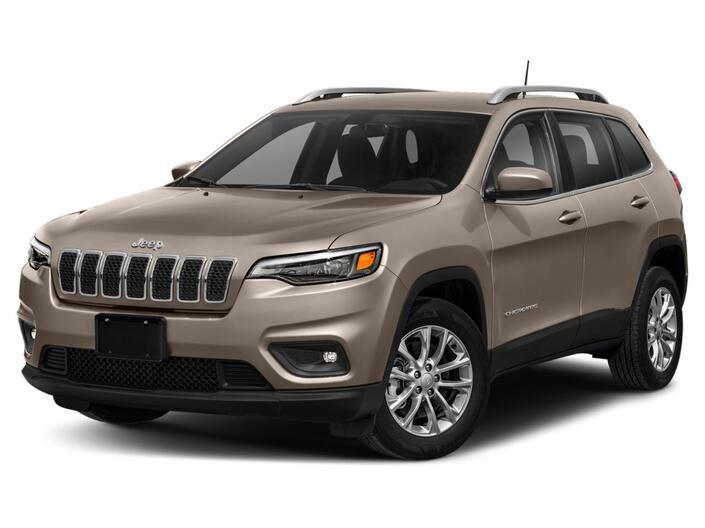 2021 Jeep Cherokee 80th Anniversary Owego NY