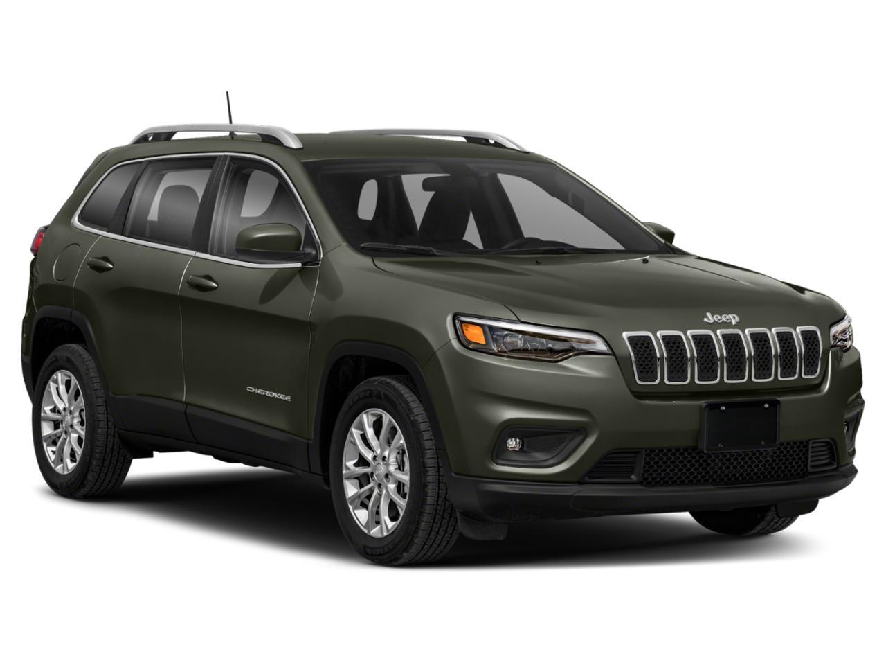 2021 Jeep Cherokee LATITUDE 4X4 Little Valley NY