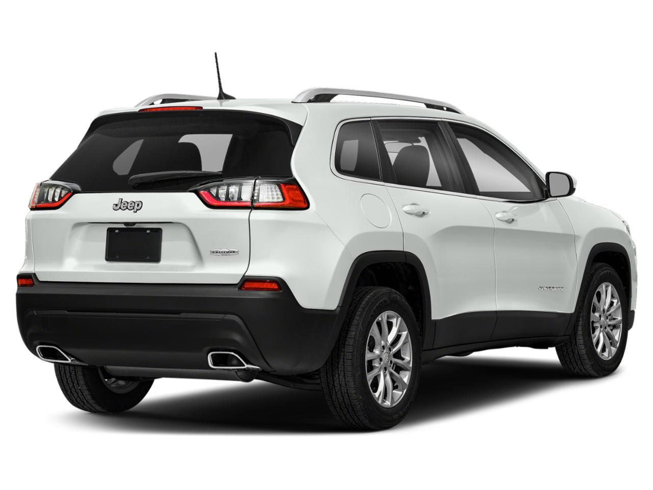 2021 Jeep Cherokee LIMITED 4X4 Little Valley NY