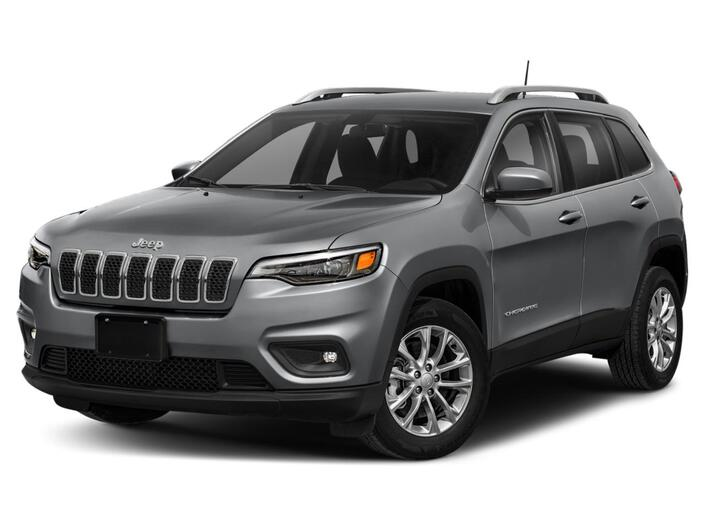 2021 Jeep Cherokee Latitude Bozeman MT