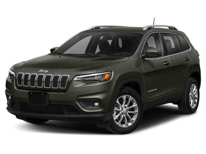 2021 Jeep Cherokee Latitude Lux Bozeman MT