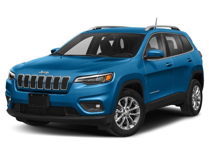 2021 Jeep Cherokee Latitude Plus Arecibo PR