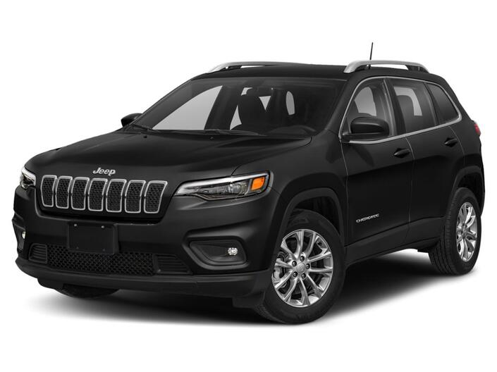2021 Jeep Cherokee Latitude Plus Bozeman MT