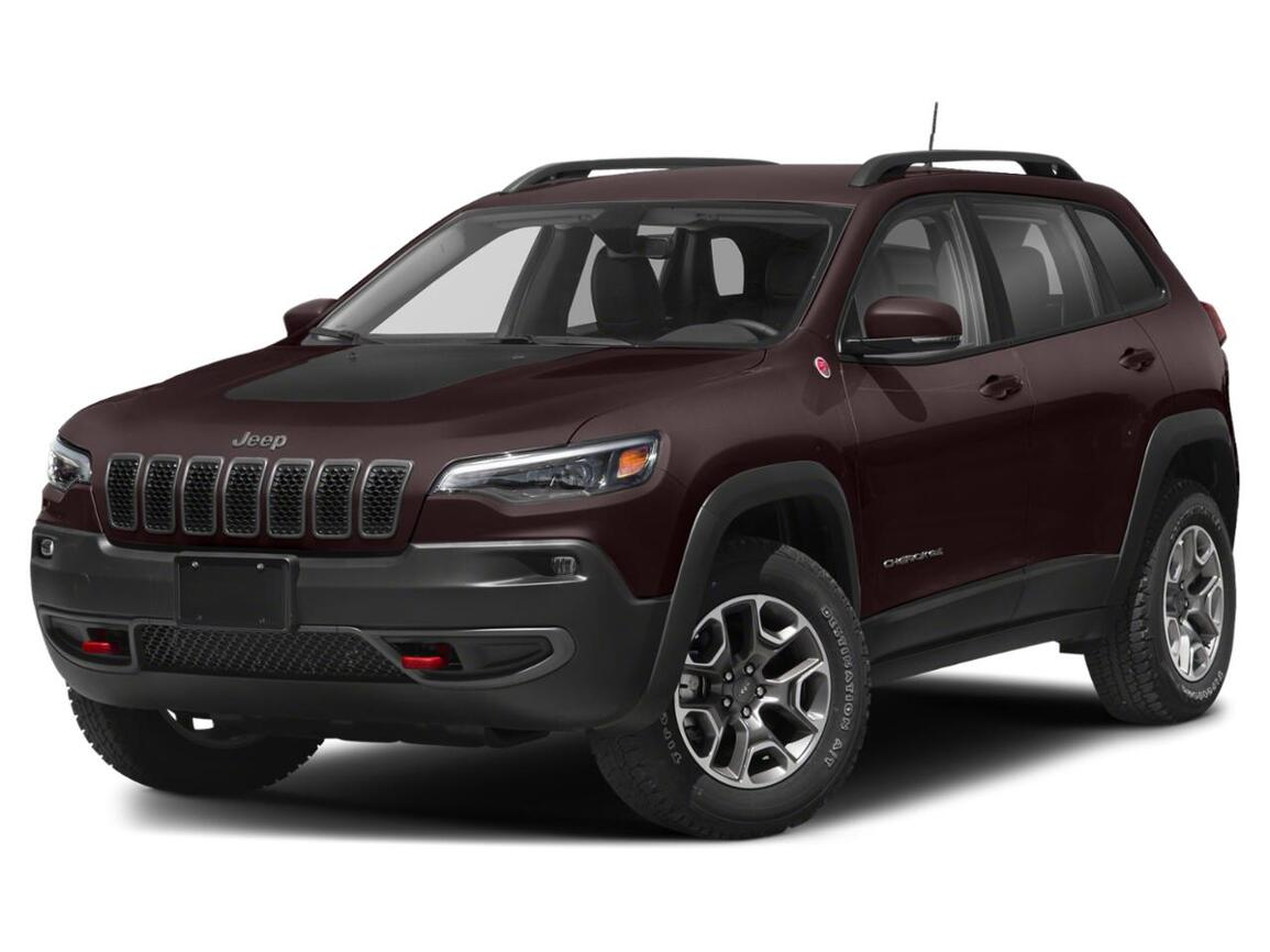 2021 Jeep Cherokee Trailhawk Watertown SD