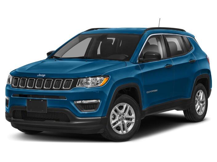 2021 Jeep Compass Latitude Arecibo PR