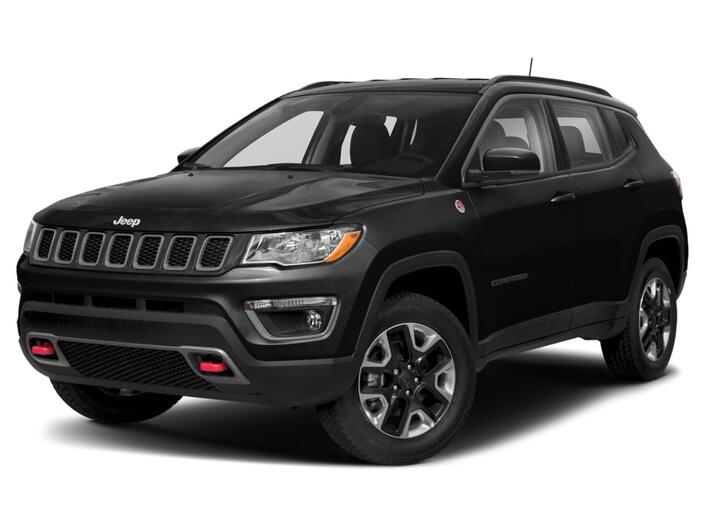 2021 Jeep Compass Trailhawk Bozeman MT