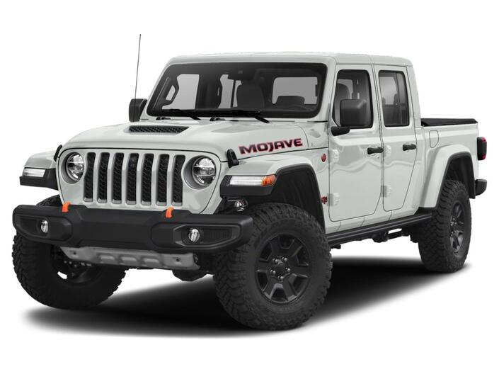 2021 Jeep Gladiator Mojave Raleigh NC