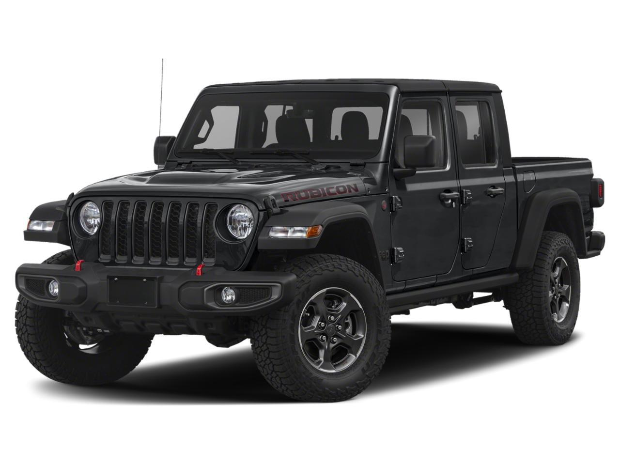 2021 Jeep Gladiator RUBICON 4X4 Redlands CA