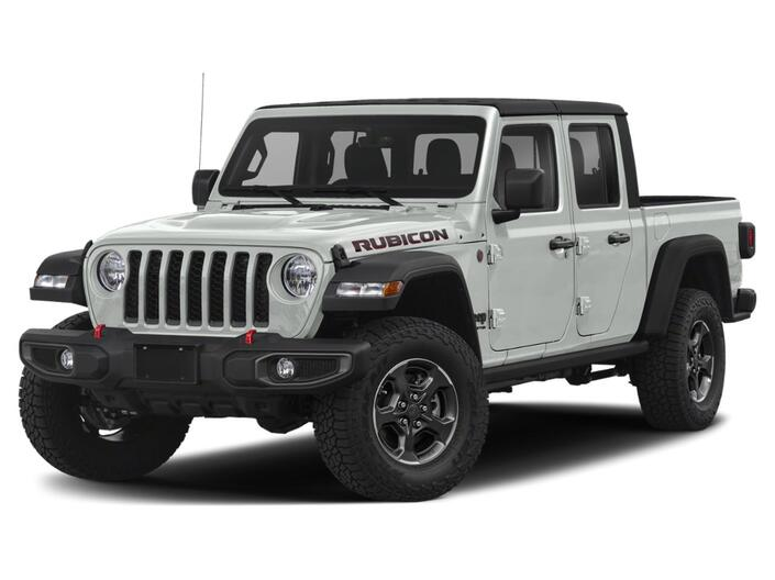 2021 Jeep Gladiator Rubicon Raleigh NC