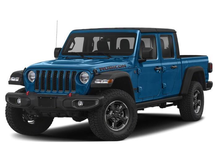 2021 Jeep Gladiator Rubicon Raleigh NC