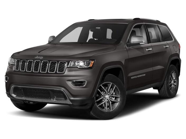 2021 Jeep Grand Cherokee 80th Anniversary Edition Bozeman MT