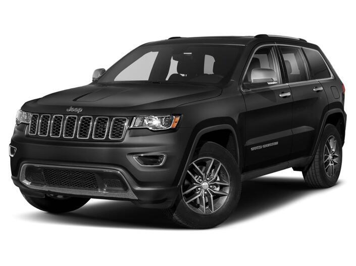 2021 Jeep Grand Cherokee 80th Anniversary Edition Racine WI