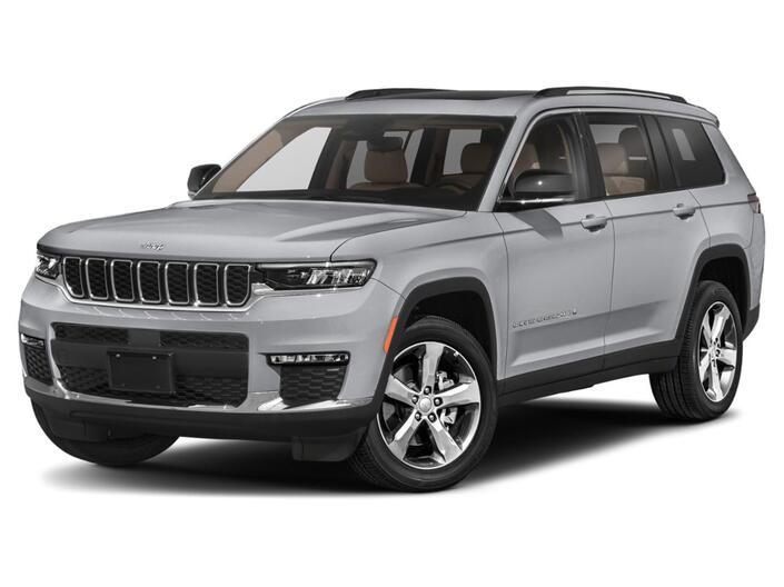 2021 Jeep Grand Cherokee L Laredo Bozeman MT