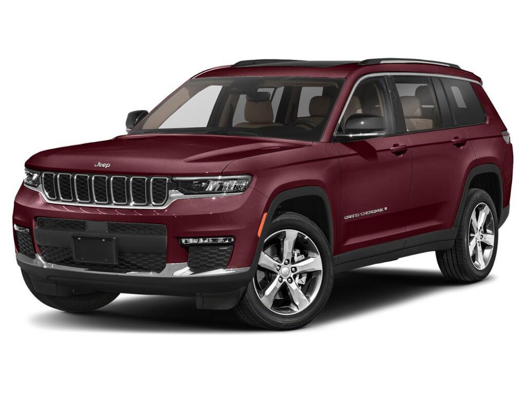 2021 Jeep Grand Cherokee L Limited Racine WI