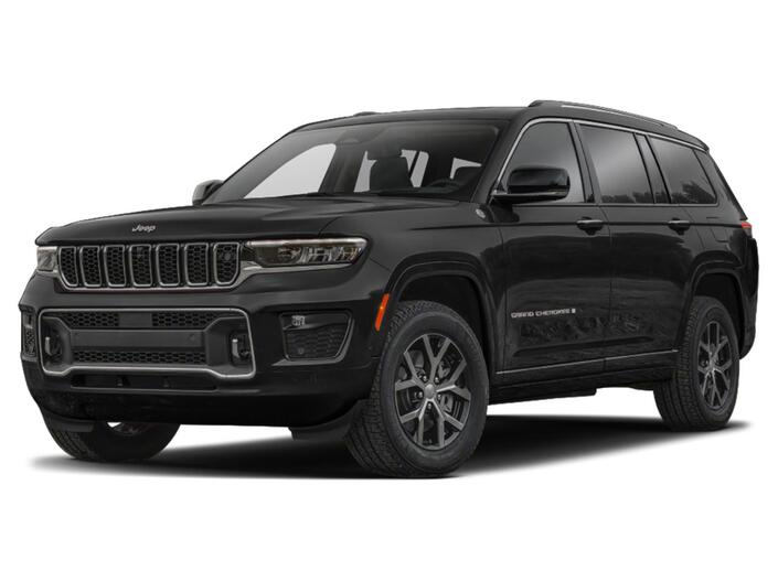 2021 Jeep Grand Cherokee L OVERLAND 4X4 Racine WI