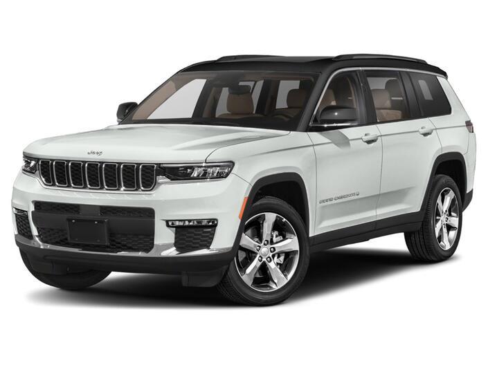 2021 Jeep Grand Cherokee L Summit Arecibo PR