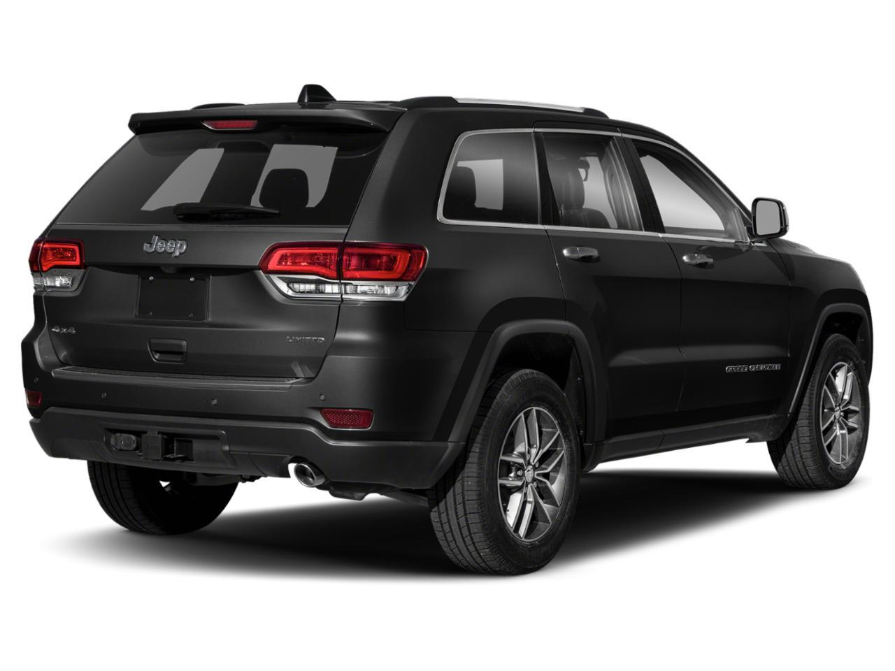 2021 Jeep Grand Cherokee LIMITED 4X4 Warrenton OR