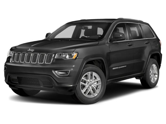 2021 Jeep Grand Cherokee Laredo Raleigh NC