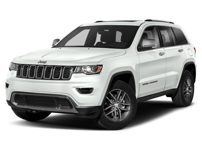 2021 Jeep Grand Cherokee Limited Arecibo PR