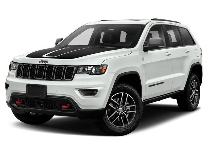 2021 Jeep Grand Cherokee Trailhawk Owego NY