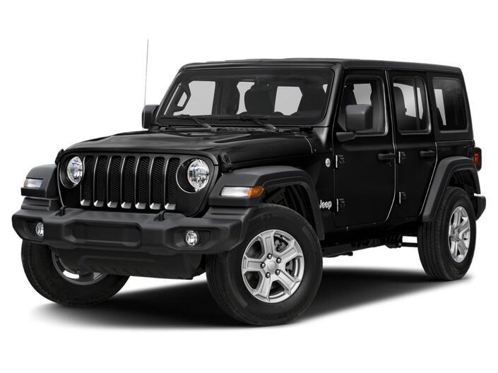 2021 Jeep Wrangler  Raleigh NC