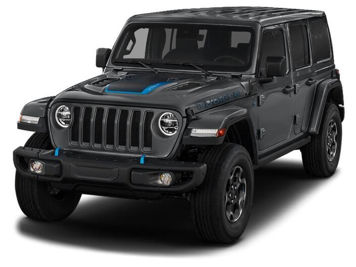 2021 Jeep Wrangler Rubicon Bozeman MT