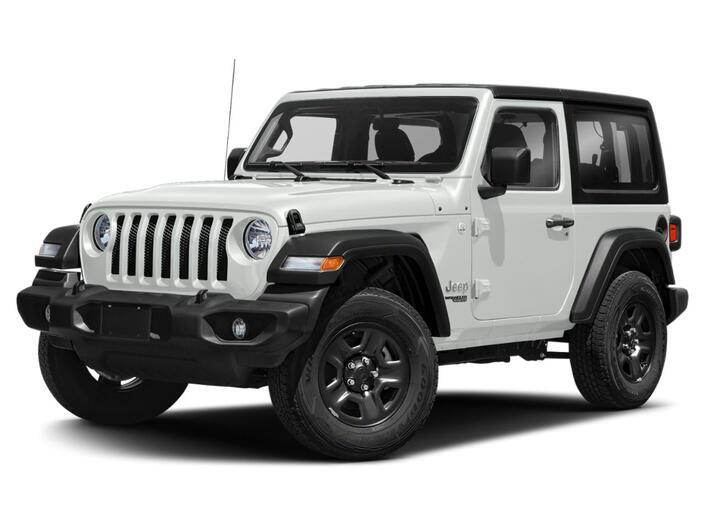 2021 Jeep Wrangler Sport S Owego NY