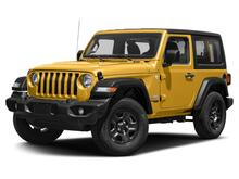 2021_Jeep_Wrangler_Sport S_ Watertown SD