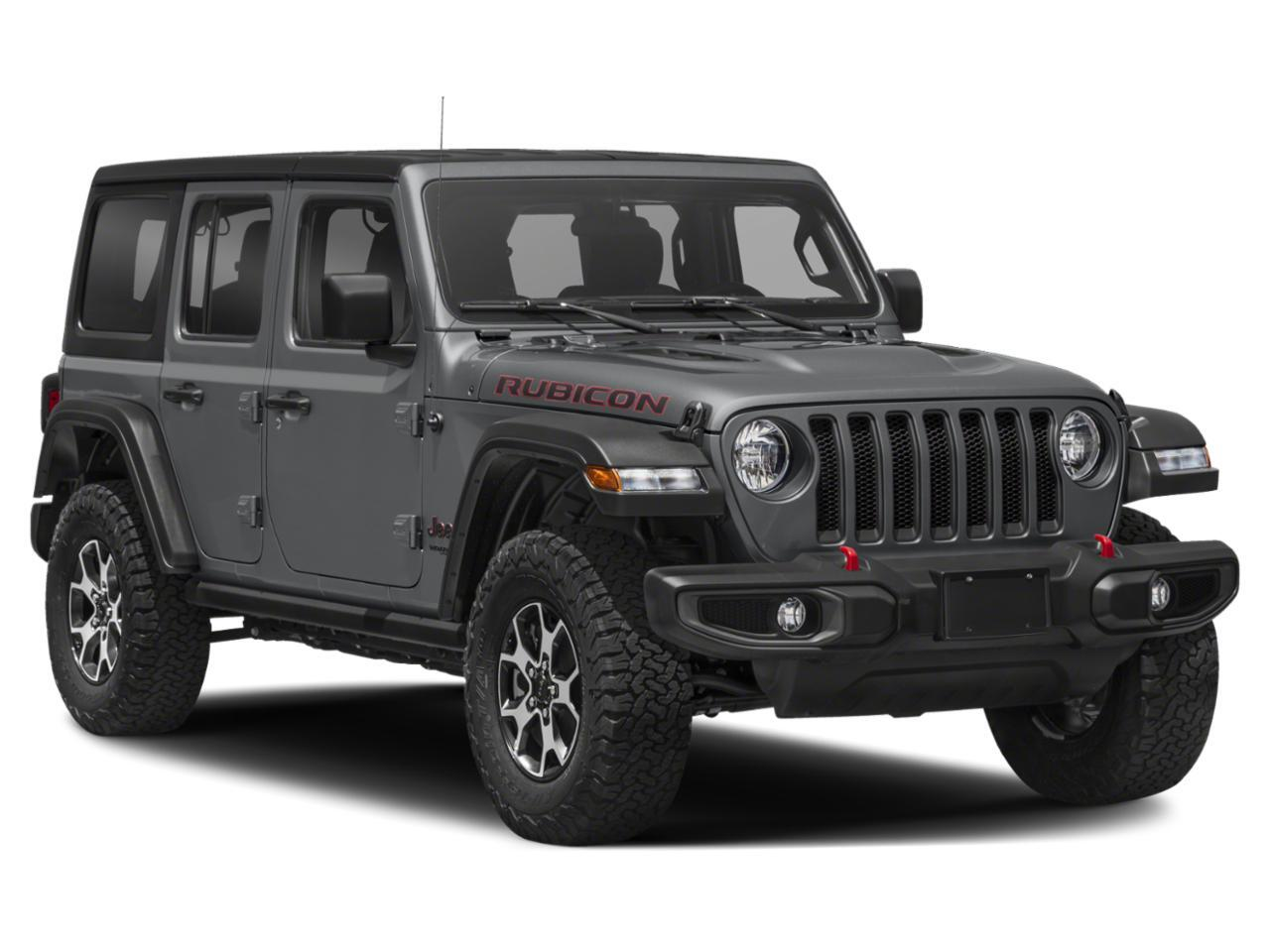 2021 Jeep Wrangler UNLIMITED RUBICON 4X4 Port Angeles WA
