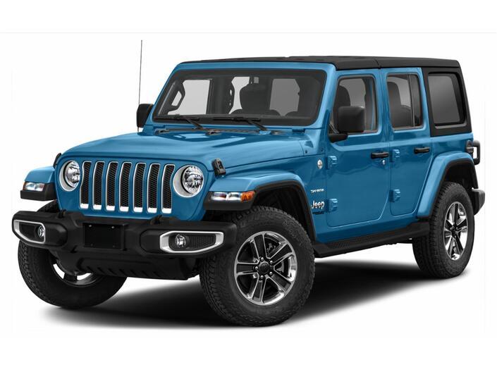 2021 Jeep Wrangler UNLIMITED SAHARA ALTITUDE 4X4 Racine WI