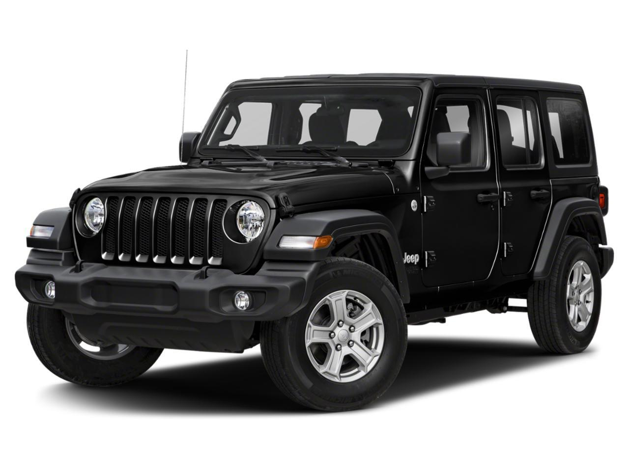2021 Jeep Wrangler Unlimited Freedom Edition Las Vegas NV