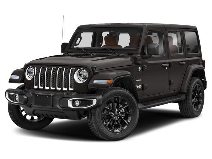 2021 Jeep Wrangler Unlimited Rubicon 4xe Bozeman MT