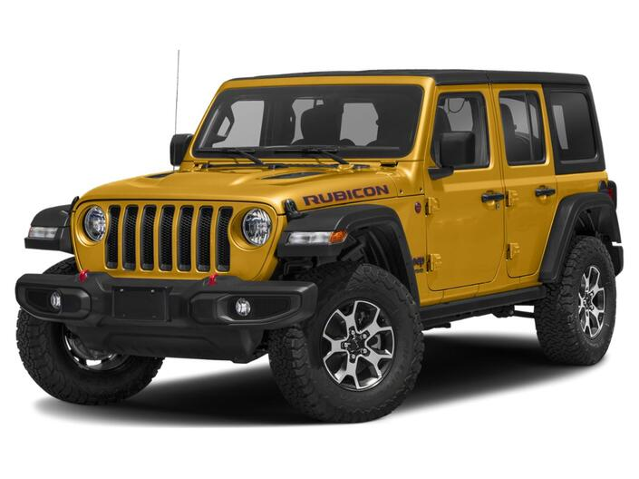 2021 Jeep Wrangler Unlimited Rubicon Raleigh NC