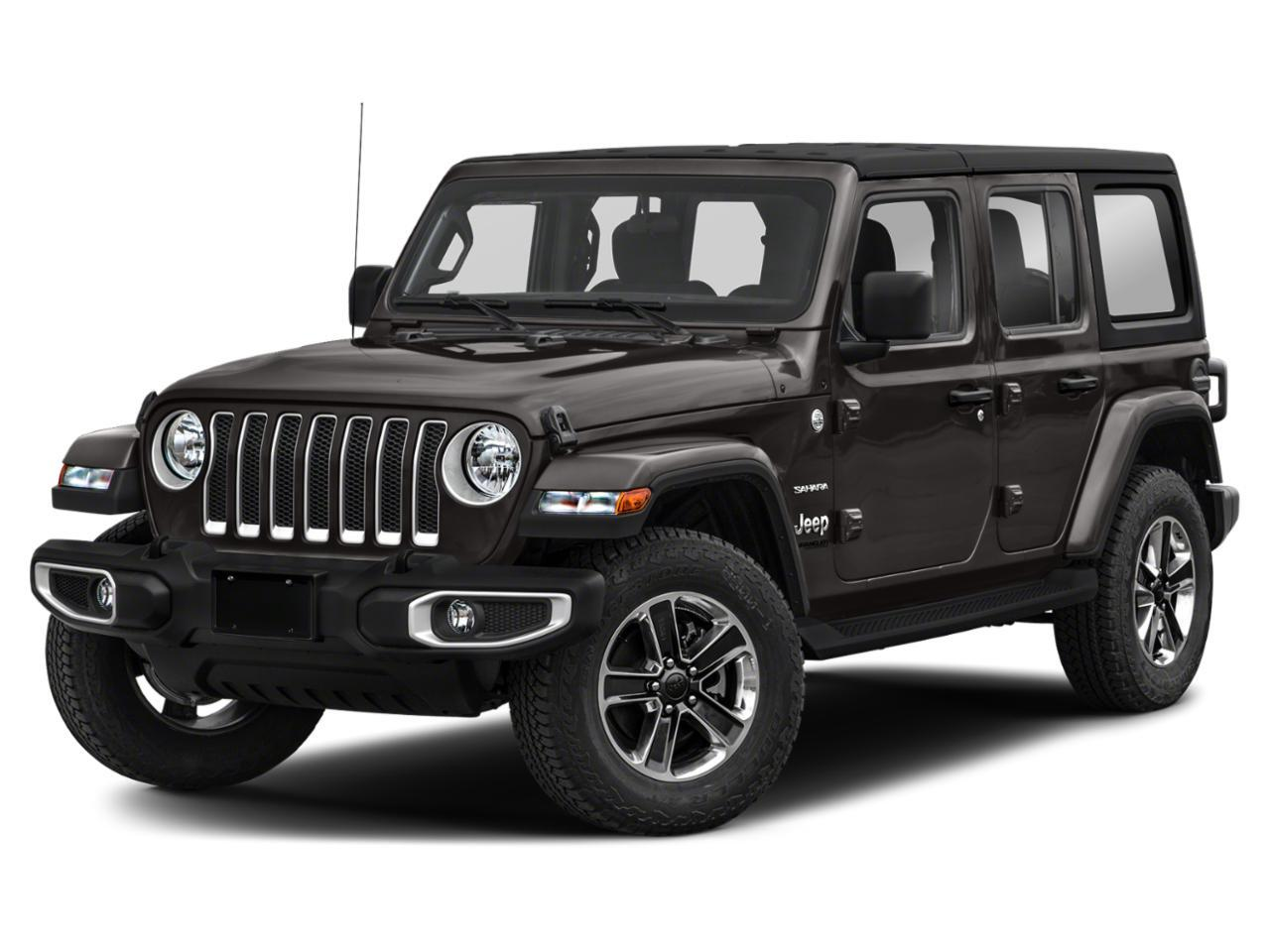 2021 Jeep Wrangler Unlimited Sahara Andrews TX