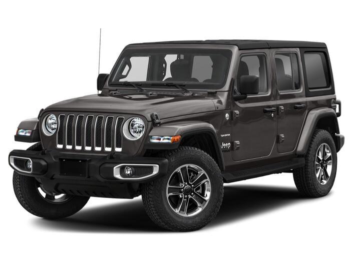 2021 Jeep Wrangler Unlimited Sahara Bozeman MT