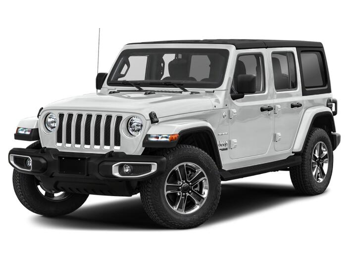 2021 Jeep Wrangler Unlimited Sahara Bozeman MT