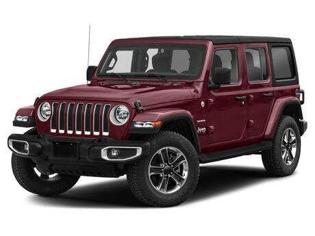 2021 Jeep Wrangler Unlimited Sahara Watertown SD