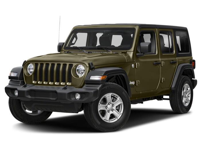 2021 Jeep Wrangler Unlimited Sport Altitude Owego NY