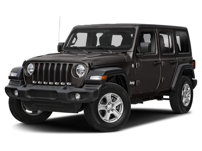 2021 Jeep Wrangler Unlimited Sport S Arecibo PR