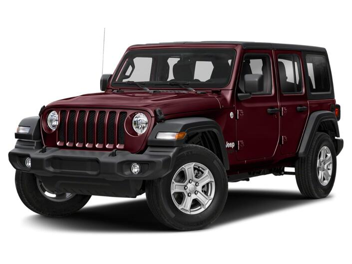 2021 Jeep Wrangler Unlimited Sport S Racine WI