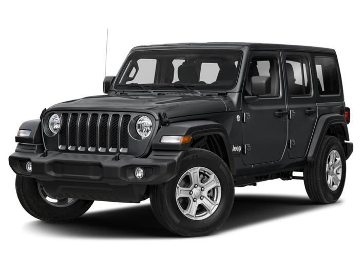 2021 Jeep Wrangler Unlimited Willys Owego NY