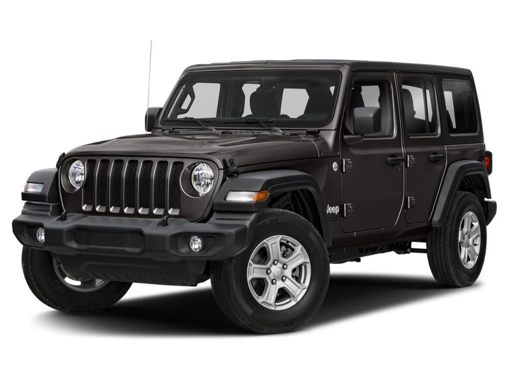 2021 Jeep Wrangler Unlimited Willys Phoenix AZ