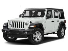 Jeep Wrangler Unlimited Willys Sport 2021