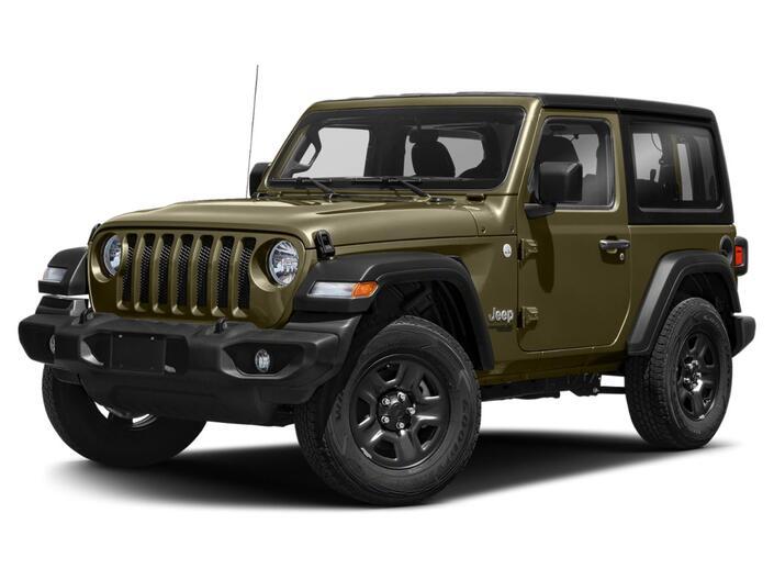 2021 Jeep Wrangler Willys Bozeman MT