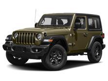 Jeep Wrangler Willys 2021