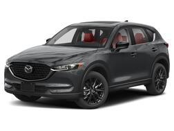 2021 Mazda Mazda CX-5 Carbon Edition Turbo