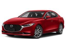2021 Mazda Mazda3 4-Door Preferred