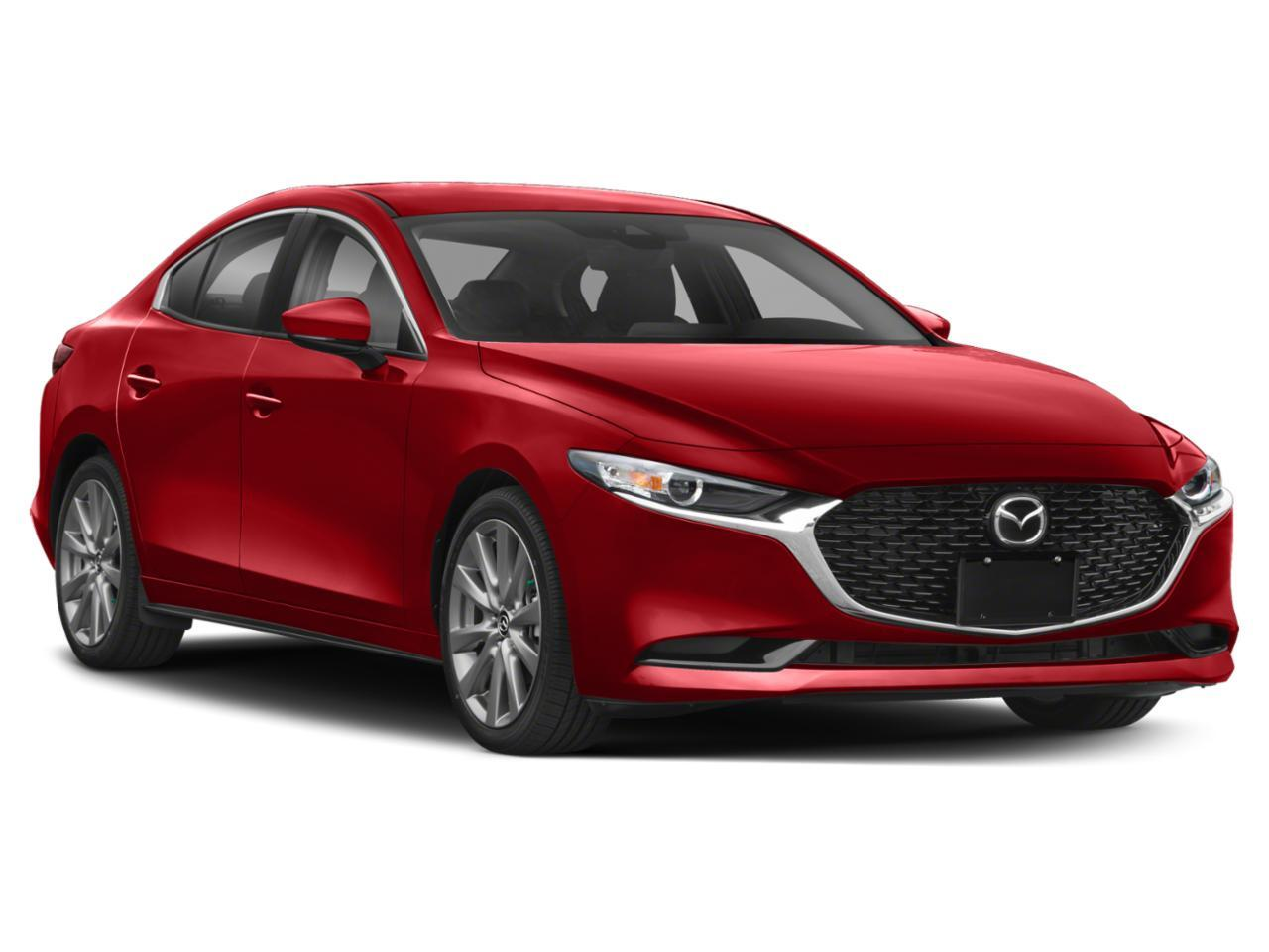 2021 Mazda Mazda3 Sedan Preferred City of Industry CA