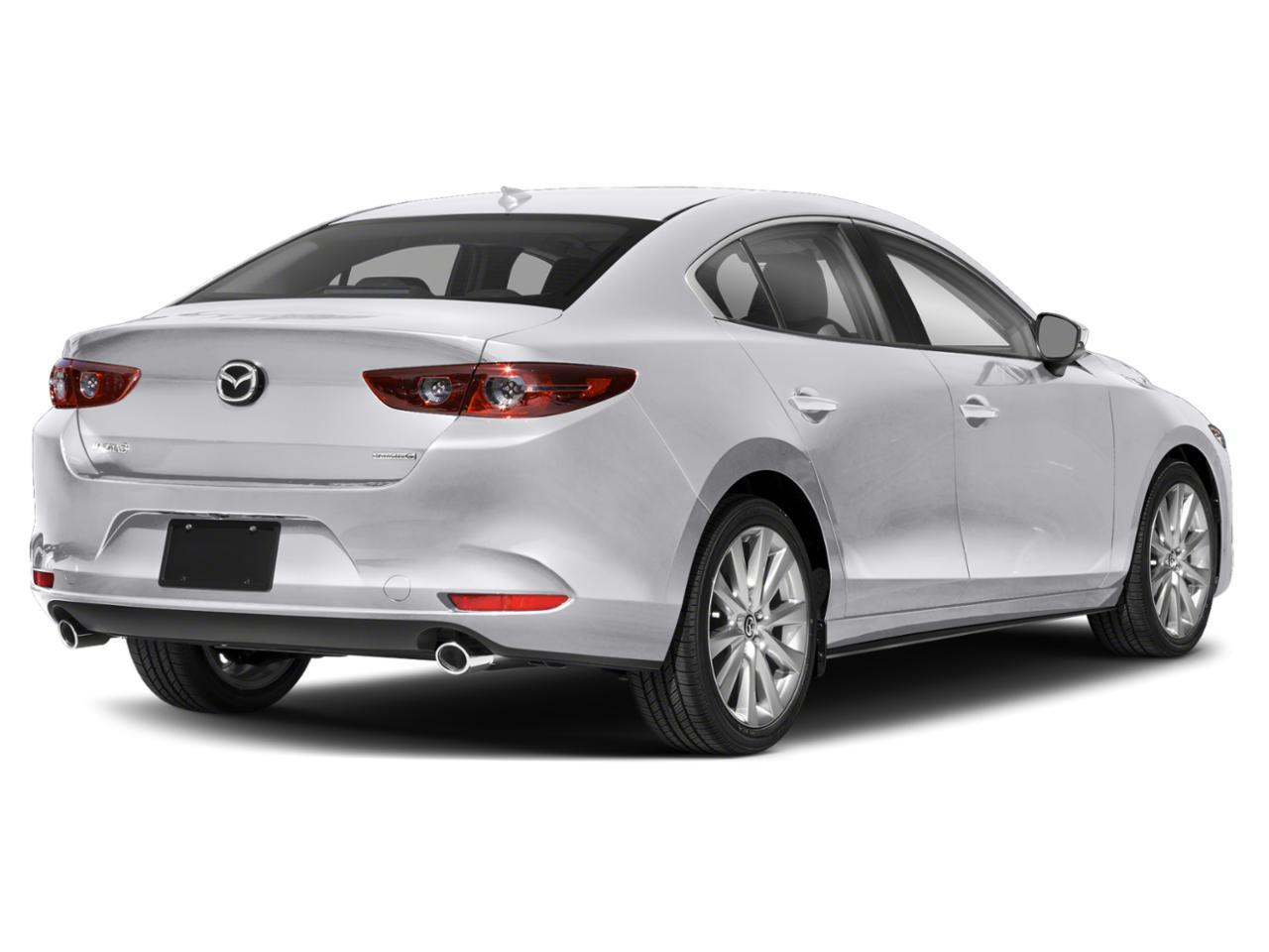 2021 Mazda Mazda3 Sedan Preferred Irvine CA